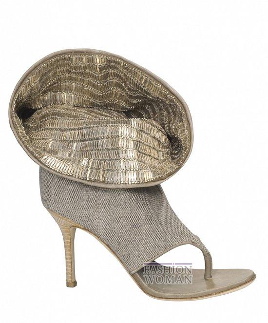 Модная обувь весна-лето 2012 от Jimmy Choo фото №24
