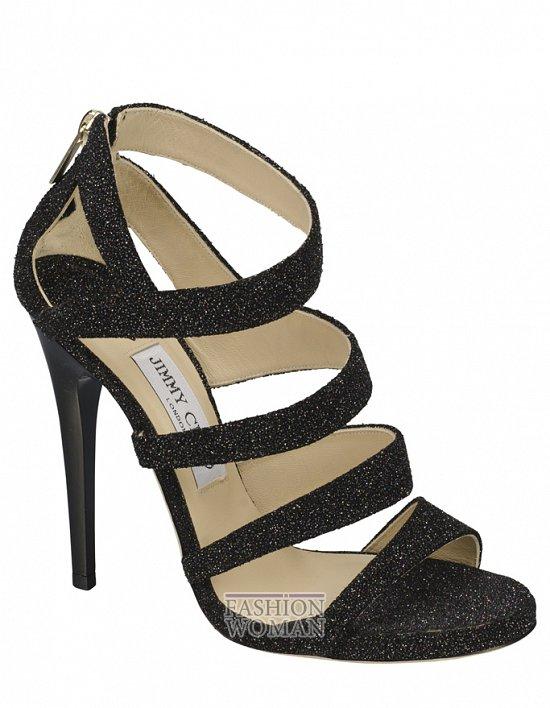 Модная обувь весна-лето 2012 от Jimmy Choo фото №25