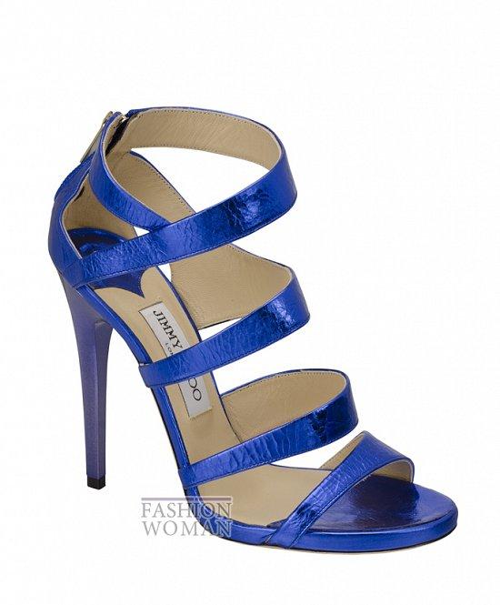 Модная обувь весна-лето 2012 от Jimmy Choo фото №26