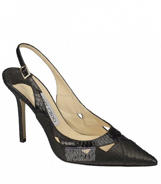 Модная обувь весна-лето 2012 от Jimmy Choo фото №28