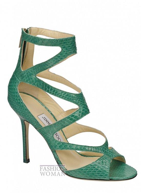 Модная обувь весна-лето 2012 от Jimmy Choo фото №29