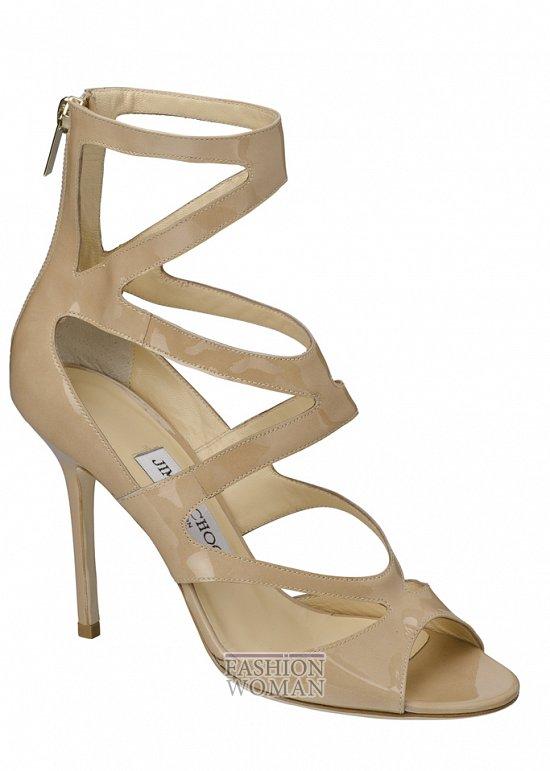 Модная обувь весна-лето 2012 от Jimmy Choo фото №30