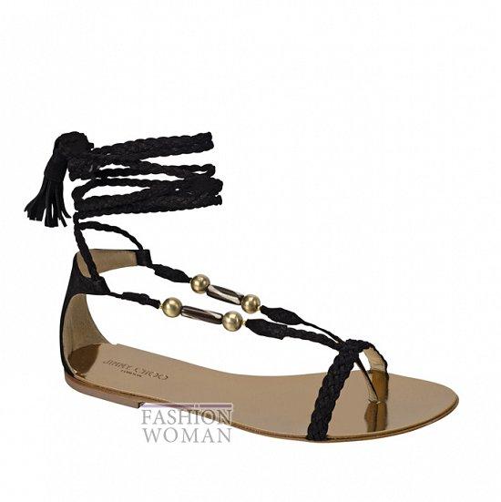 Модная обувь весна-лето 2012 от Jimmy Choo фото №4