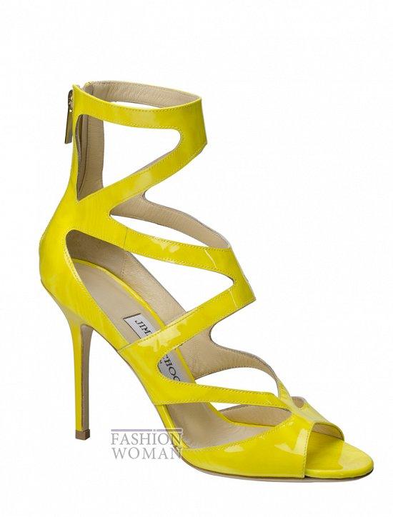 Модная обувь весна-лето 2012 от Jimmy Choo фото №31