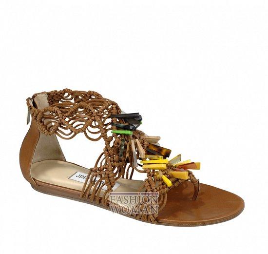 Модная обувь весна-лето 2012 от Jimmy Choo фото №32