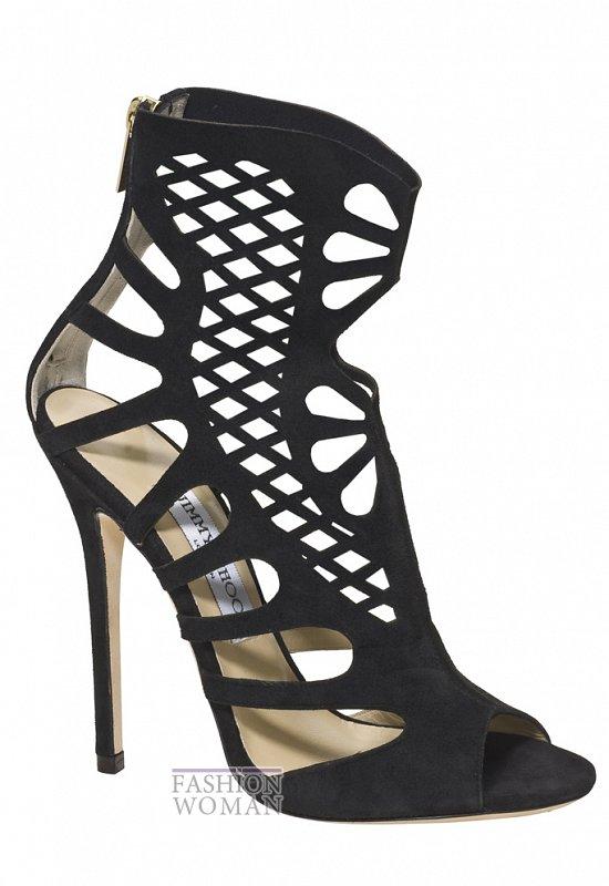 Модная обувь весна-лето 2012 от Jimmy Choo фото №33