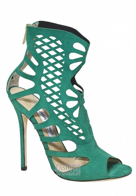 Модная обувь весна-лето 2012 от Jimmy Choo фото №34