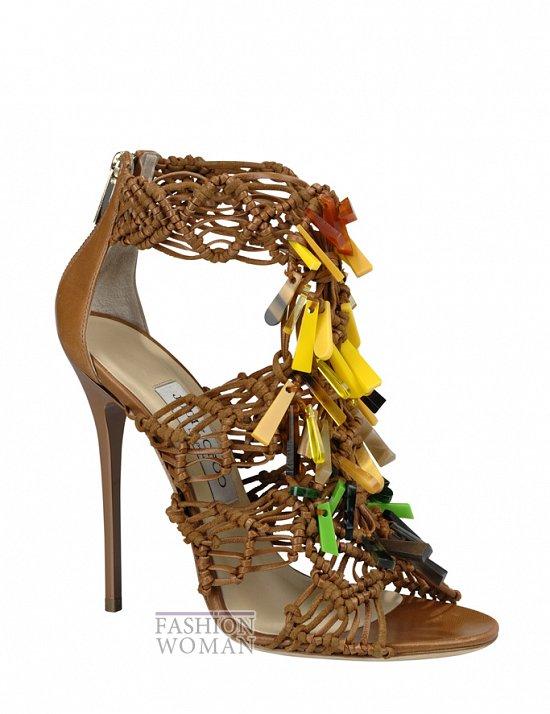 Модная обувь весна-лето 2012 от Jimmy Choo фото №35