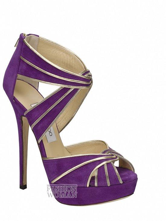 Модная обувь весна-лето 2012 от Jimmy Choo фото №36