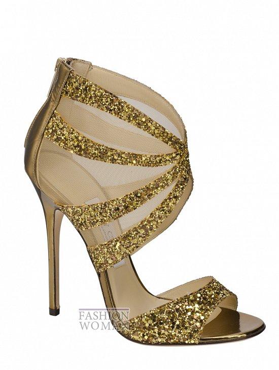 Модная обувь весна-лето 2012 от Jimmy Choo фото №38