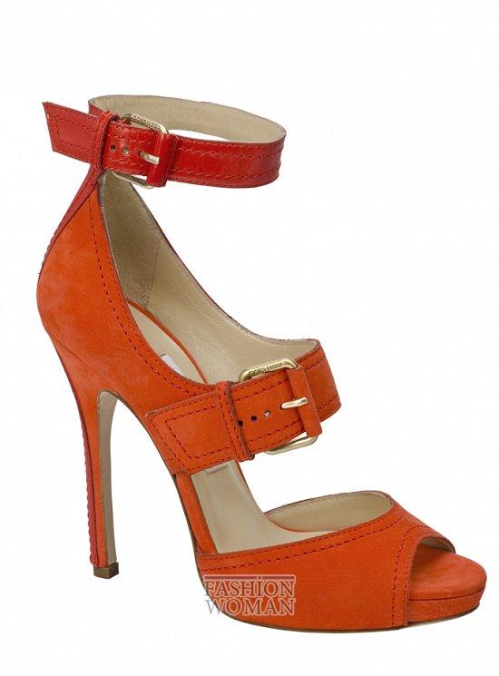 Модная обувь весна-лето 2012 от Jimmy Choo фото №40