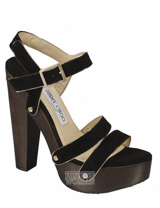 Модная обувь весна-лето 2012 от Jimmy Choo фото №5