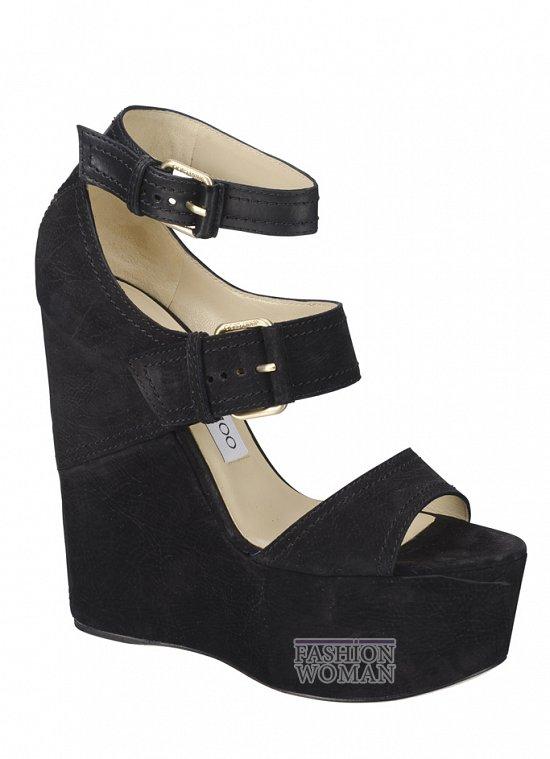 Модная обувь весна-лето 2012 от Jimmy Choo фото №42