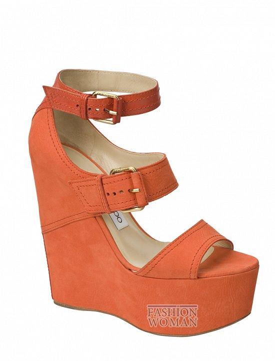 Модная обувь весна-лето 2012 от Jimmy Choo фото №43