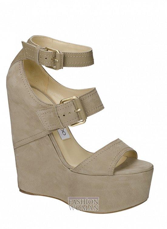 Модная обувь весна-лето 2012 от Jimmy Choo фото №44