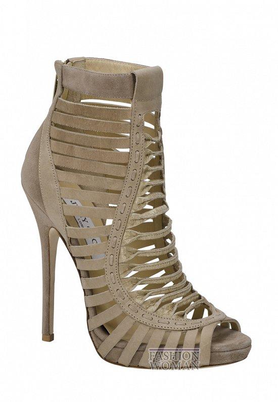 Модная обувь весна-лето 2012 от Jimmy Choo фото №47