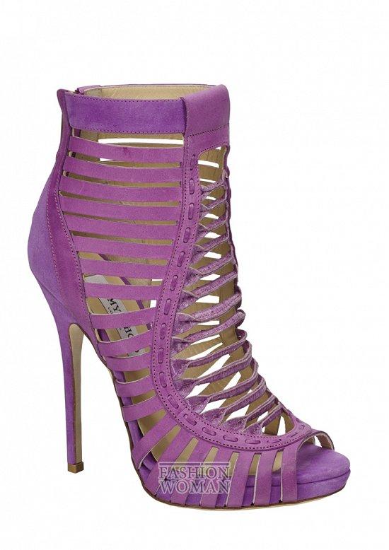 Модная обувь весна-лето 2012 от Jimmy Choo фото №48