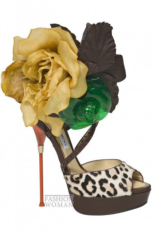 Модная обувь весна-лето 2012 от Jimmy Choo фото №49