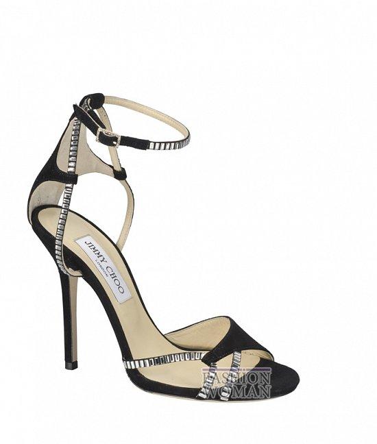 Модная обувь весна-лето 2012 от Jimmy Choo фото №50
