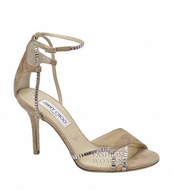 Модная обувь весна-лето 2012 от Jimmy Choo фото №51