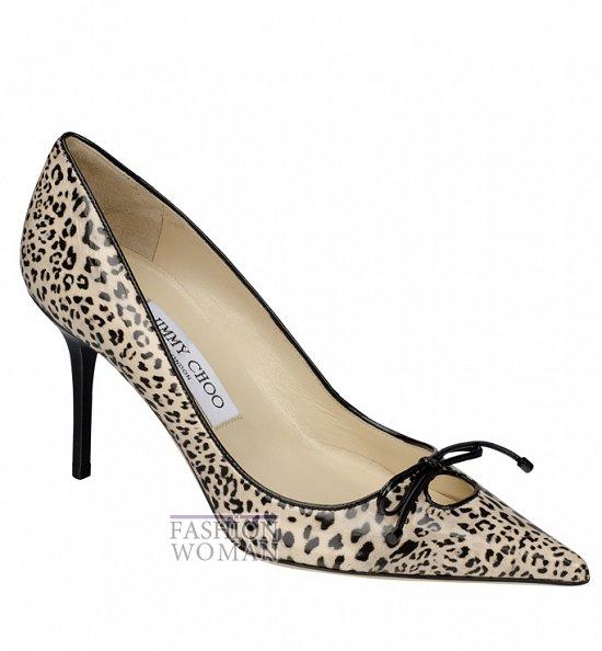 Модная обувь весна-лето 2012 от Jimmy Choo фото №52