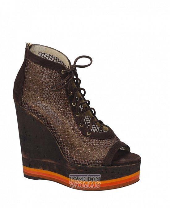 Модная обувь весна-лето 2012 от Jimmy Choo фото №55