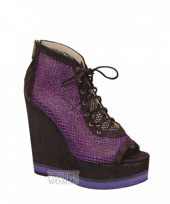 Модная обувь весна-лето 2012 от Jimmy Choo фото №57