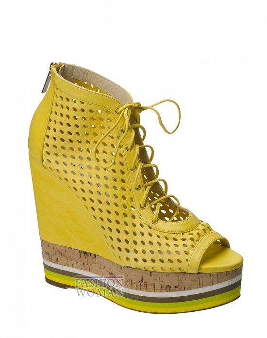 Модная обувь весна-лето 2012 от Jimmy Choo фото №58