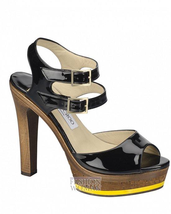 Модная обувь весна-лето 2012 от Jimmy Choo фото №59