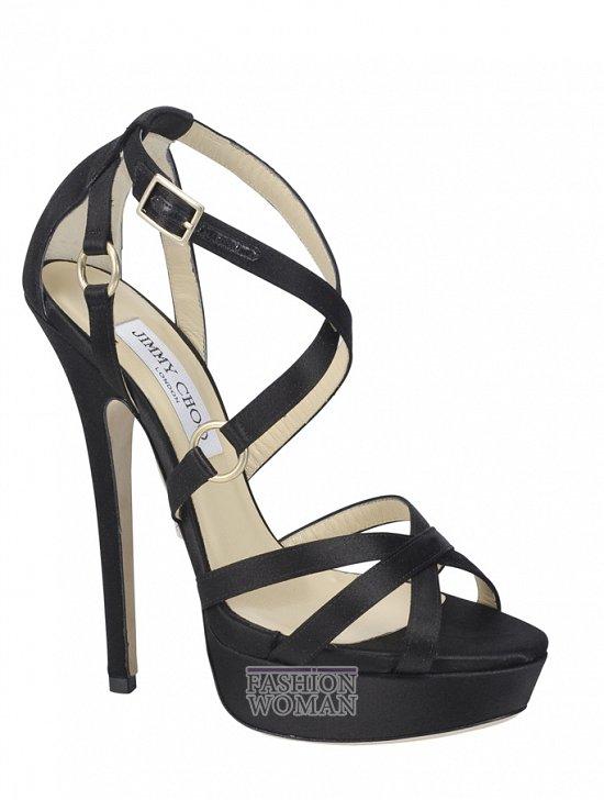 Модная обувь весна-лето 2012 от Jimmy Choo фото №61