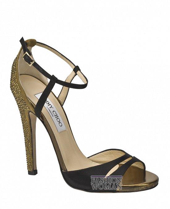 Модная обувь весна-лето 2012 от Jimmy Choo фото №62