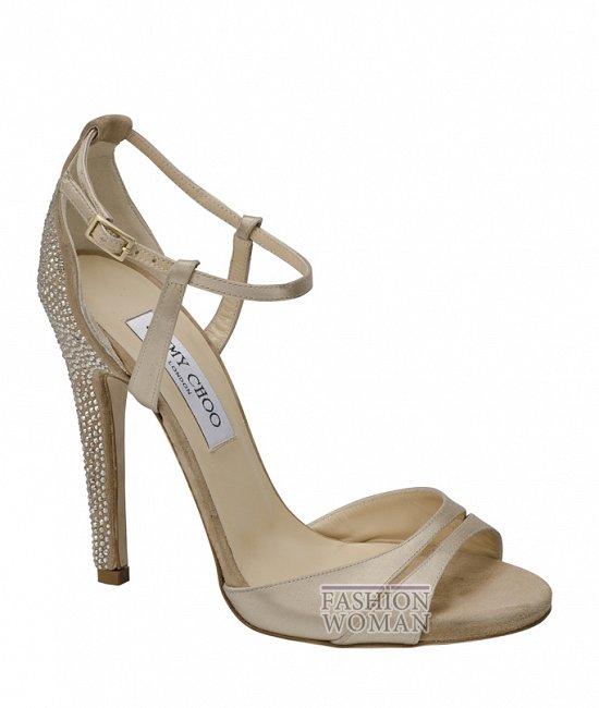 Модная обувь весна-лето 2012 от Jimmy Choo фото №63