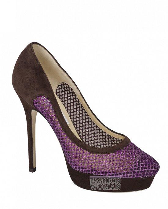 Модная обувь весна-лето 2012 от Jimmy Choo фото №64