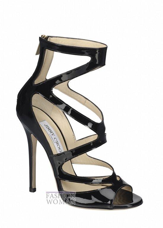 Модная обувь весна-лето 2012 от Jimmy Choo фото №65