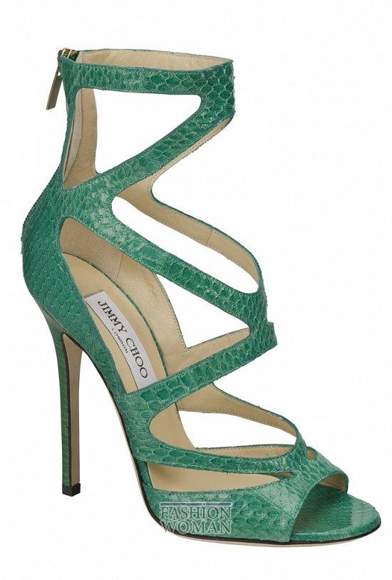 Модная обувь весна-лето 2012 от Jimmy Choo фото №66