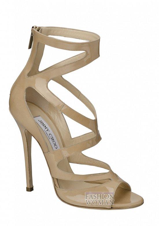 Модная обувь весна-лето 2012 от Jimmy Choo фото №67