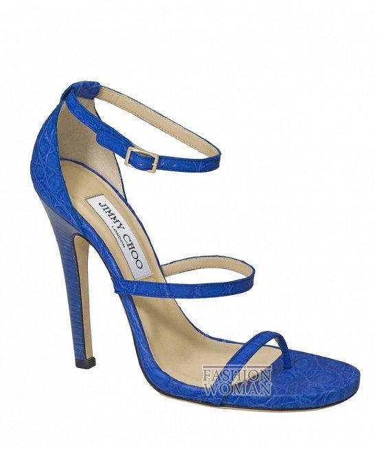 Модная обувь весна-лето 2012 от Jimmy Choo фото №69