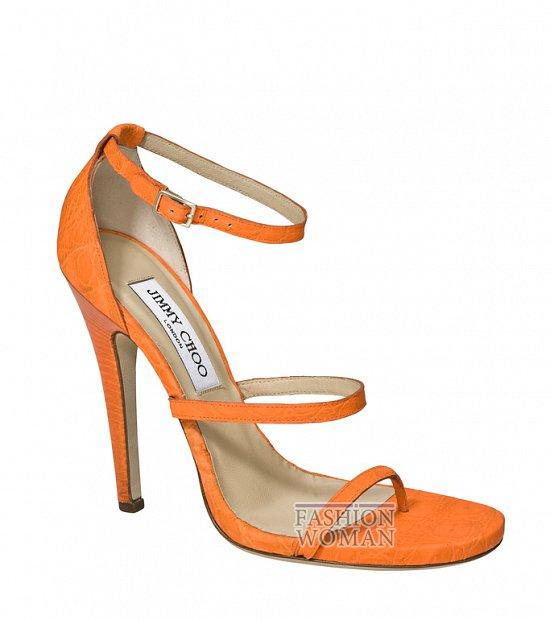 Модная обувь весна-лето 2012 от Jimmy Choo фото №70