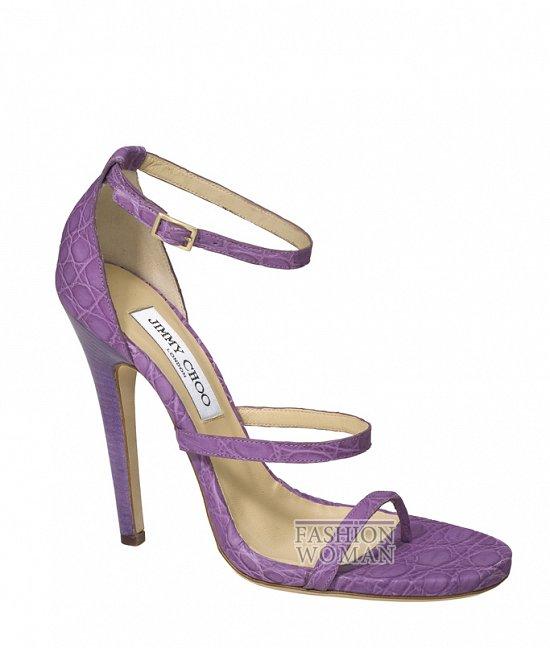 Модная обувь весна-лето 2012 от Jimmy Choo фото №71