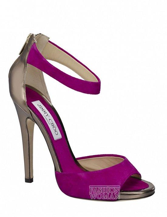 Модная обувь весна-лето 2012 от Jimmy Choo фото №72