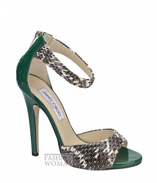 Модная обувь весна-лето 2012 от Jimmy Choo фото №73