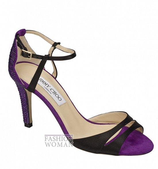 Модная обувь весна-лето 2012 от Jimmy Choo фото №74