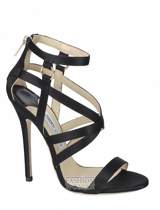 Модная обувь весна-лето 2012 от Jimmy Choo фото №10