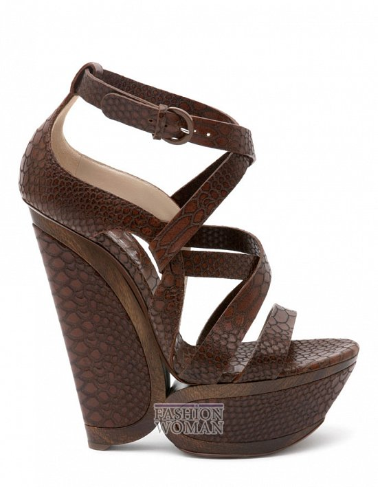 fashion-woman.com. модная обувь на платформе.