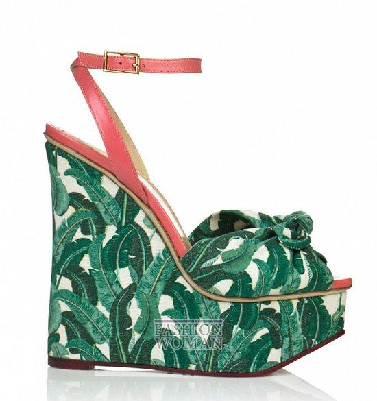 Модная обувь весна-лето 2012 фото №16