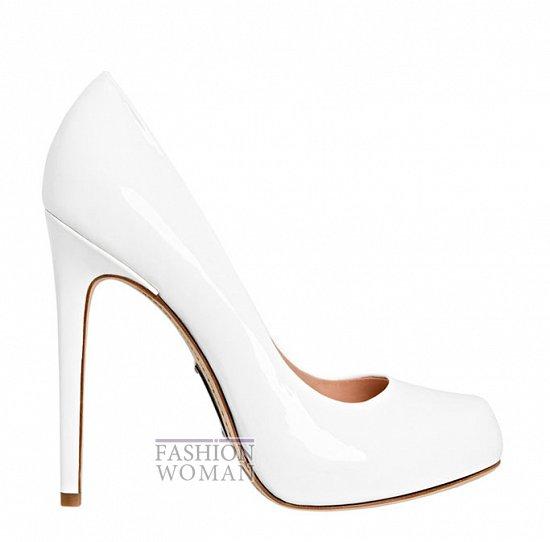 белые туфли лето