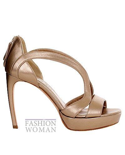 Модная обувь весна-лето 2013 от Alexander Mcqueen фото №14