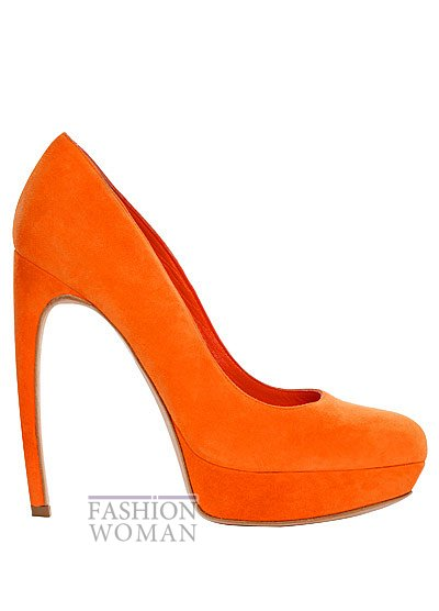 Модные туфли от Alexander Mcqueen