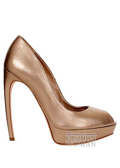 Модная обувь Alexander Mcqueen весна-лето 2013