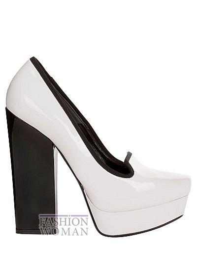 Модная обувь весна-лето 2013 от Alexander Mcqueen фото №28